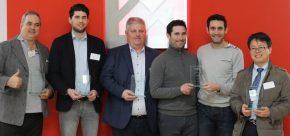 Preis für eine Topleistung –  Dinfo AG wird mit Gold ausgezeichnet